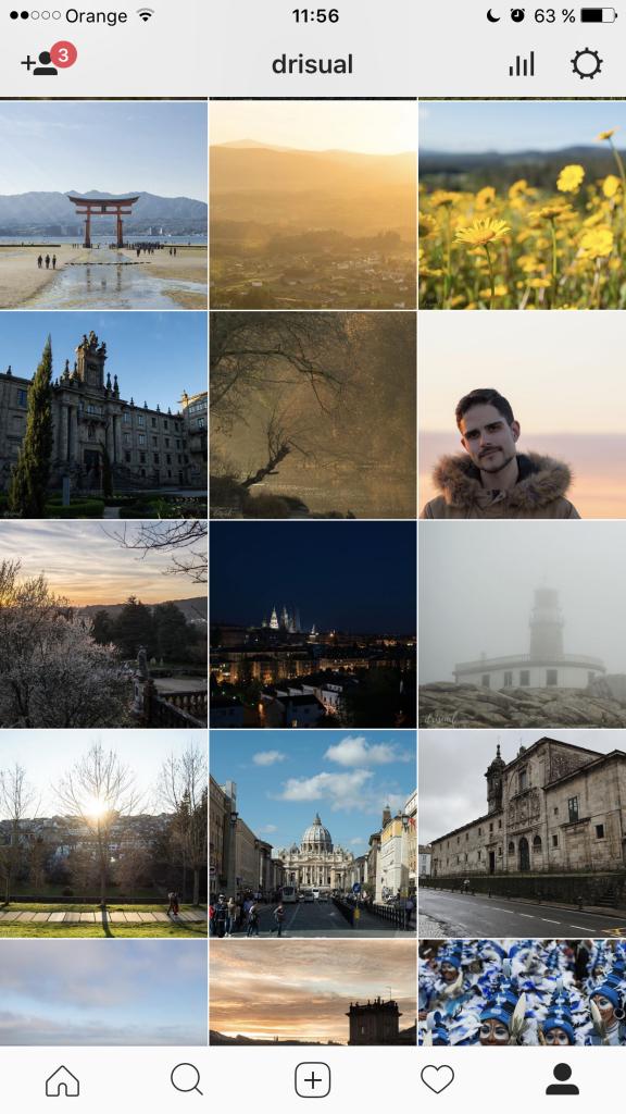 Marzo en Instagram (2/2)